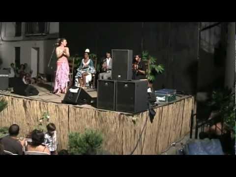 BENARRABÁ Semana Cultural 2011 - VIII Festival Flamenco 4/5.wmv