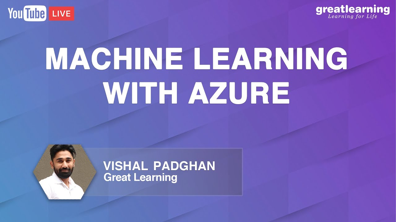 Learn Machine Learning with Azure | Azure Cognitive Services