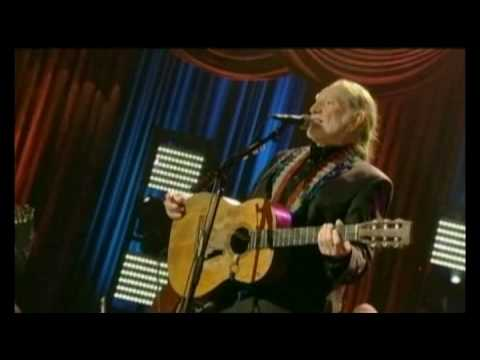 Willie Nelson - Pistol Packin' Mama live