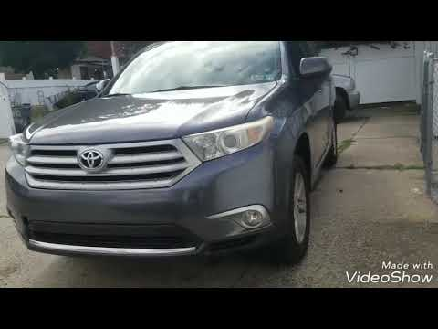 Took my 2011 Toyota Highlander to We buy any car ( I'm Shocked!)