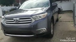 Took my 2011 Toyota Highlander to We buy any car ( I'm Shocked!)