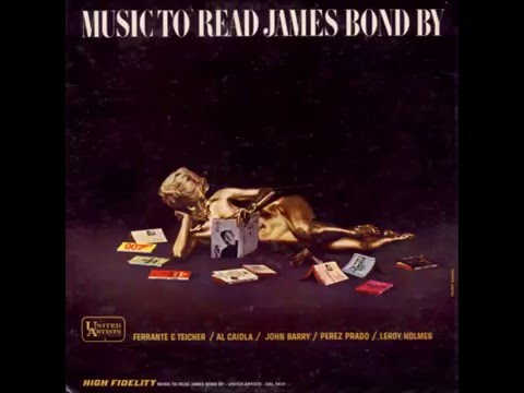 MUSIC TO READ JAMES BOND BY (1965)