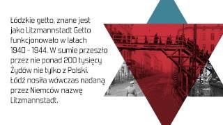 ŁÓDŹ PAMIĘTA // 70. ROCZNICA LIKWIDACJI LITZMANNSTADT GETTO