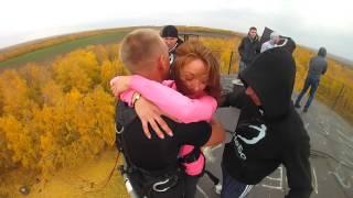 Прыжки в Барнауле - Роупджампинг - НеБо