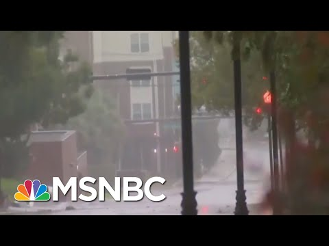 Dog Island Resident: I Don't Regret My Decision To Stay During Storm | MSNBC