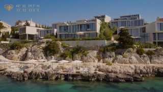 Golden Rays Luxury Villas & Apartments, Adriatic coast, Primošten, Croatia  MOVIE