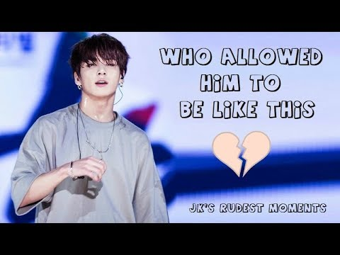 BTS Jungkook being so hot, you'll cry