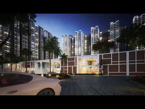 Marina One - Super Luxury Waterfront Apartments, Marine Drive, Kochi