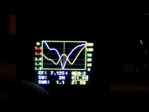 You Kits FG-01 Antenna Analyser Part 2.