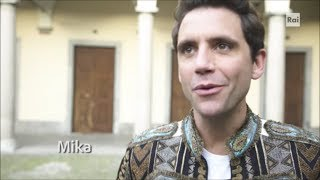 2019.01.02 LCdC Backstage MIKA interview