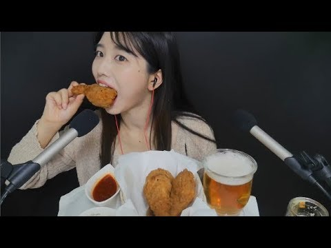 Asmr | Korean Fried Chicken Compilation