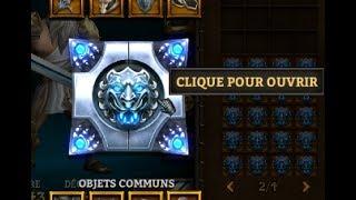 KingsRoad - Opening of 20 Set LockBox Level 75 [HD]