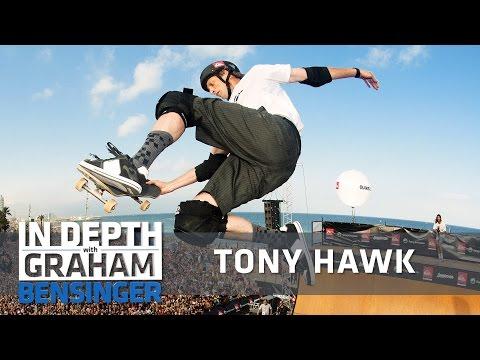 Tony Hawk: Landing the first 900