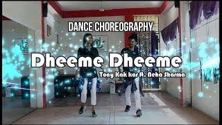 Dheeme Dheeme Tony Kakkar ft. Neha S Dance Choreography Lokesh,Suraj & Mohit Viral Dance Studio