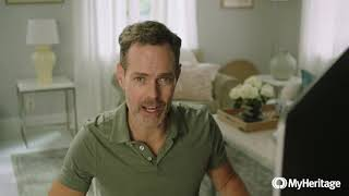 MyHeritage commercial