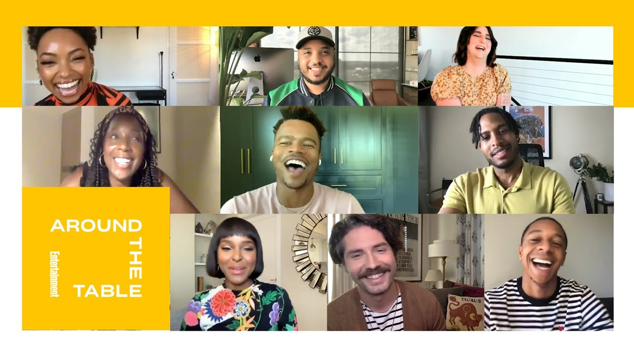 'Dear White People' Cast Tease the 'True' Series Finale | Around the Table