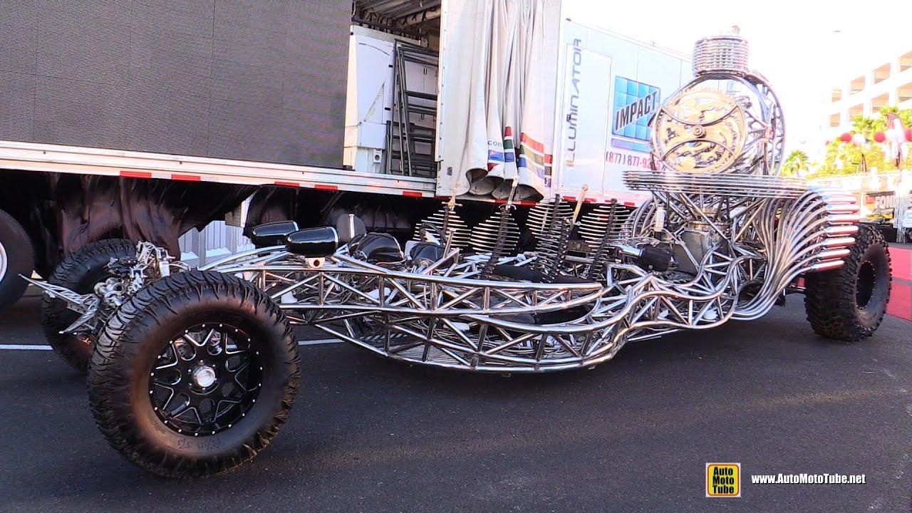 Valyrian Steel Vehicle By Mirage Garage Las Vegas