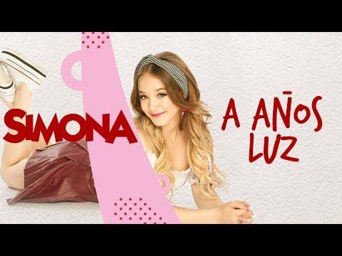 SIMONA |  A AÑOS LUZ (VIDEO OFICIAL)