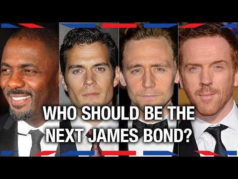 Who Should Be the Next James Bond? - Anglophenia Ep 42