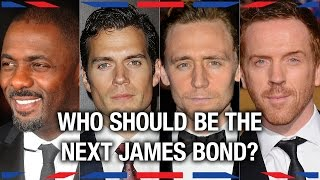 Who Should Be the Next James Bond?  Anglophenia Ep 42