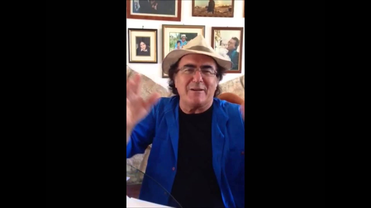 Al Bano Carrisi al Fashion District Molfetta Outlet Domenica 7 ...