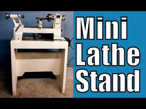 Make a Lathe Stand // DIY (Ep. 93)