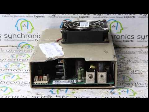 ASTEC - LPS255 Power Supply Repaired at Synchronics Electronics Pvt