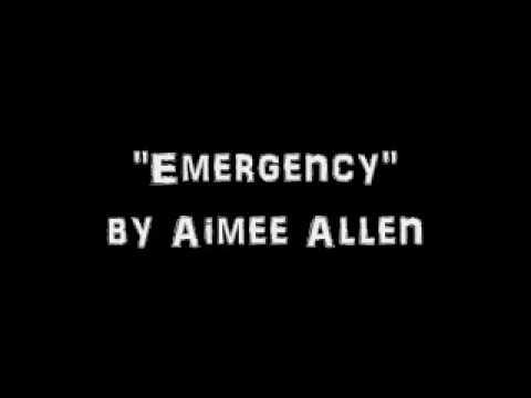 Aimee Allen - Emergency (Sorority Row Ending Version)