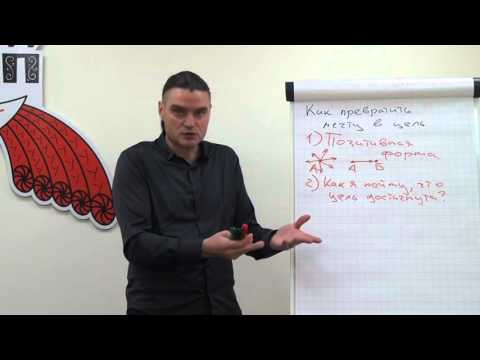 НЛП: Как легко измениться за 15 минут? (ХСР)