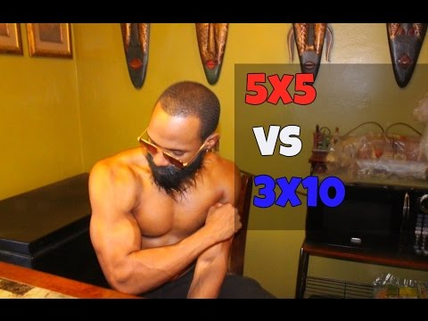 5x5 Vs 3x10 | Which Is Better For Gains?