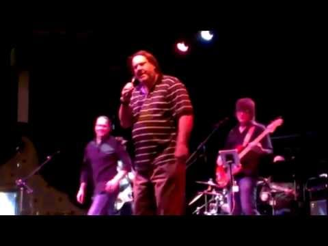 Wonderful Tonight Ralph singing with Rockstar Live Band Karaoke