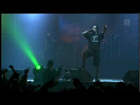 Lamb Of God - 11th Hour (Live Provinssirock Festival 2007)