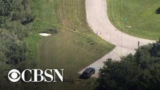FBI gives update on Brian Laundrie search after suspected human remains found at site   full video