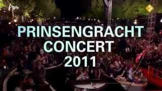 Prinsengrachtconcert 2011 - Aan de Amsterdamse Grachten - Eva-Maria Westbroek.flv