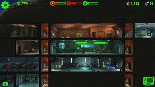 Let´s Play Fallout Shelter #6 Die boxen ja noch alle