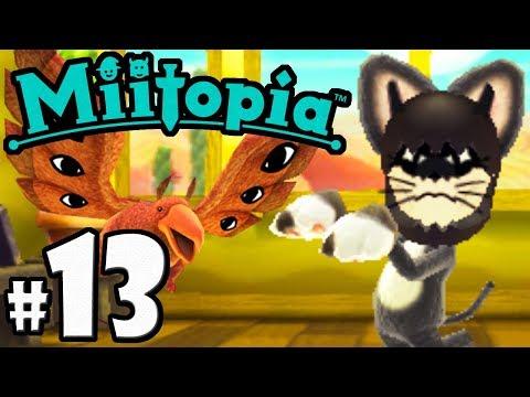 Miitopia PART 13 - Catman Begins! - New Jobs & Party - Neksdor - Nintendo 3DS Gameplay Walkthrough