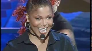 Скачать Janet Together Again Wetten Dass 1997