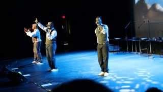 "Boyz II Men 2013 live ""Water Runs Dry"""