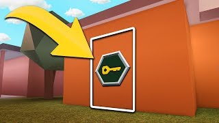 THE COPPER KEY IS IN JAILBREAK!! (Roblox Ready Player One)