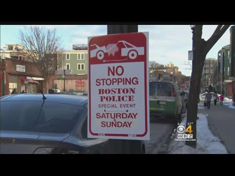 Preparations Underway For South Boston's St. Patrick's Day Parade