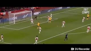 The day leno saved Arsenal(vs wolves)#COYG