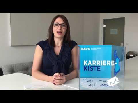 Hays – KARRIERE-KISTE | regionale Jobsuche, Fragen im Vorstellungsgespräch, Dresscode #fragHays