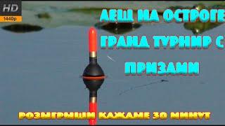 🔴Русская Рыбалка 4/Старый Острог,Лещ🔴2К видео