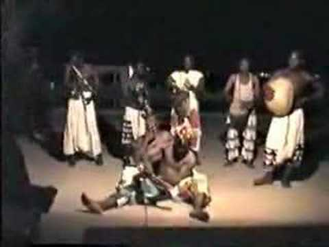 THE GAMBIA CULTURE : FULA SHOW PART 2
