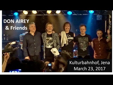 Don Airey and Friends - #2 - Jena 2017