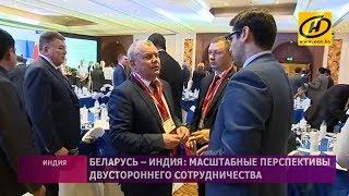 Беларусь – Индия: масштабные перспективы двустороннего сотрудничества