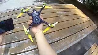 えのさんのHubsan X4 H507A バインド成功初飛行編 thumbnail