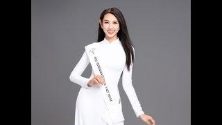 ✅Nguyễn Thúc Thùy Tiên đại diện Việt Nam dự thi Miss International 2018   TIN TỨC 24H TV 