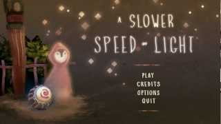 A Slower Speed of Light Gameplay
