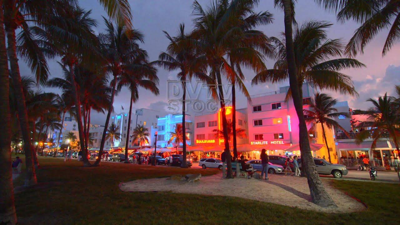 South Beach Night 001 You